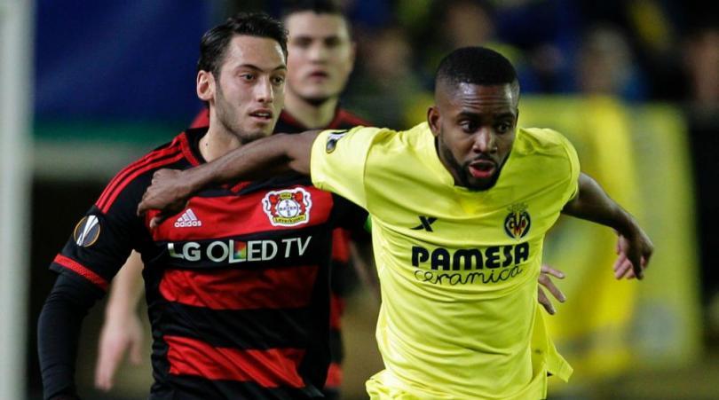 Villarreal 2 Bayer Leverkusen 0: Bakambu at the double